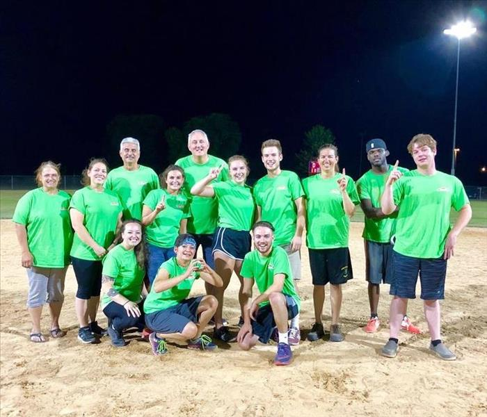 Company Kickball League