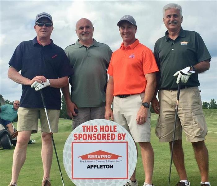 20th Annual Terror Backer Golf Outing