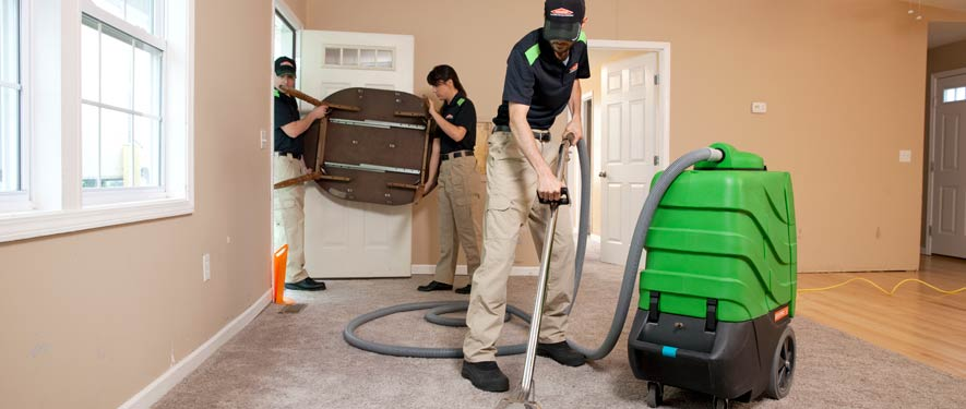 Appleton, WI residential restoration cleaning